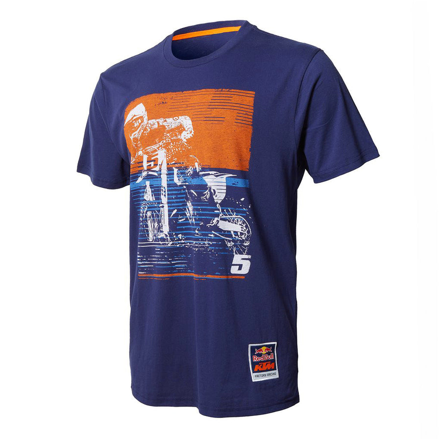 Ryan Dungey Signature Men's Tee - Navy