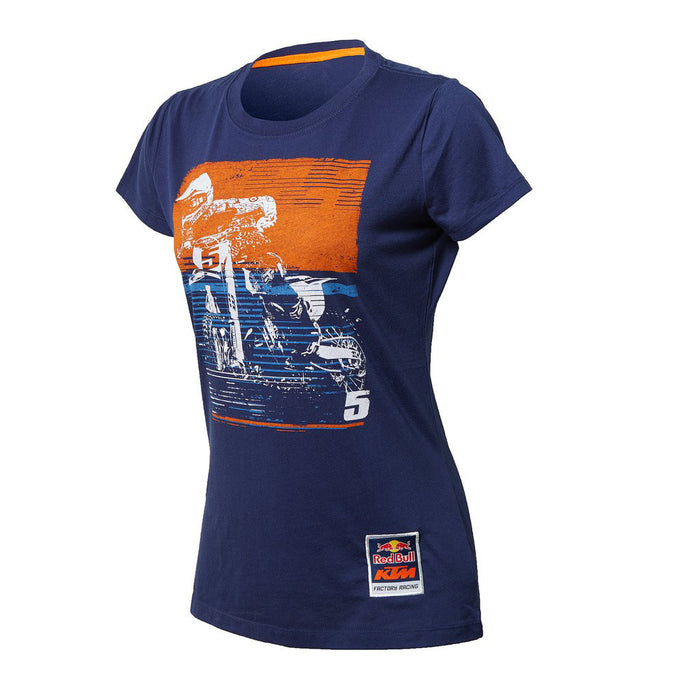 Ryan Dungey Signature Women's Tee - Navy