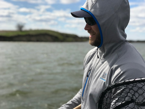 LED Outdoors™ Walleye Full Zip Performance