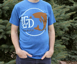 LED to® Fish Premium Tee (Royal)