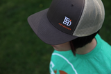 LED Outdoors™ Bark/khaki Trucker