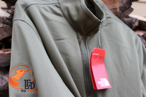 LED to® Hunt North Face Zip