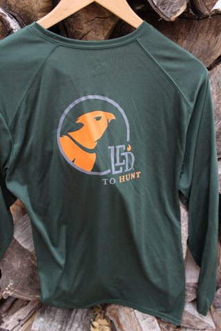 LED Angry Pheasant Performance shirt