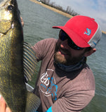 LED Outdoors™ Low Profile Walleye Trucker