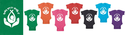 LED to® Shine Onesie
