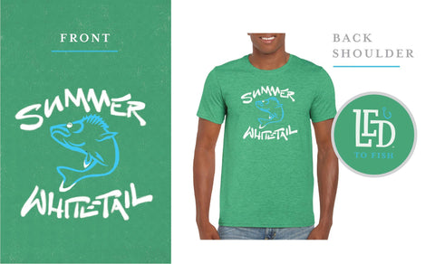Summer Whitetail™ Blend Tee