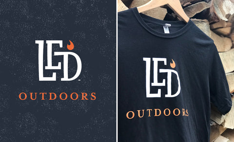 LED Outdoors™ Premium T-shirt (2 Color Choices)