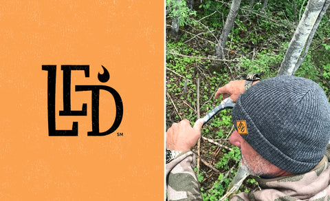 LED™ Lumberjack Merino Wool Hat (charcoal)