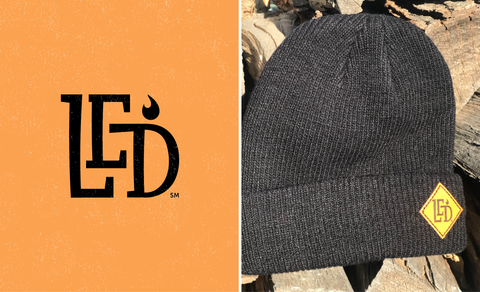 LED™ Lumberjack Merino Wool Hat (black)