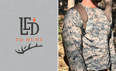 LED to® Hunt Antler Performance Shirt