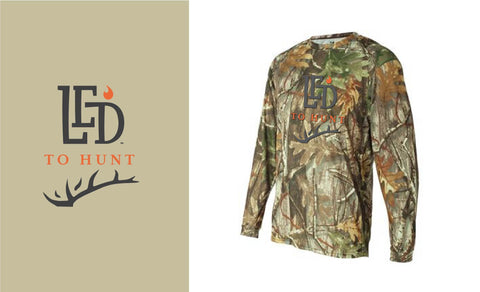 LED to® Hunt L/S Camo