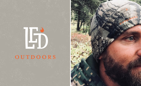 LED Outdoors™ Camo Beanie Hat