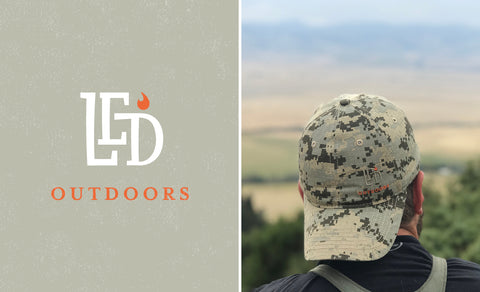 LED Outdoors™ Digi Camo Cap