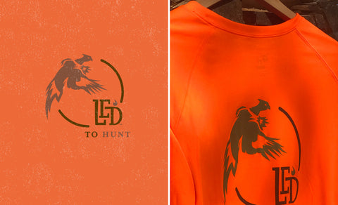 LED to® Hunt Pheasant Performance shirt