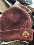 LED™ Lumberjack Merino Wool Hat (burnt orange)