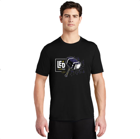 LED to® Hammer Adult Performance Tee