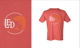 LED to® Fish Premium Tee (Red)