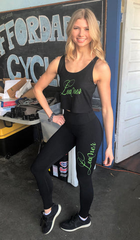 See You Later Leaner Women's Leggings