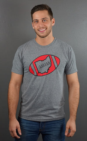 Men's Ohio Football T-shirt
