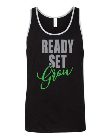 Ready, Set, Grow Men's Tank