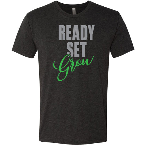 Ready Set Grow Triblend T-Shirt (Unisex)