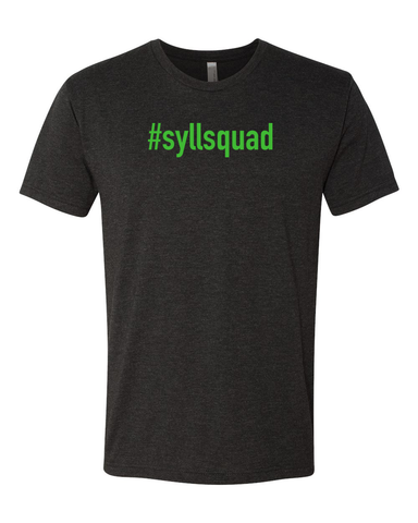 #syllsquad Triblend T-Shirt