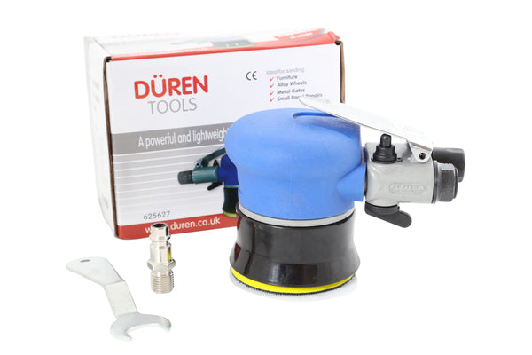 Duren, Air Palm Sander, 75mm - Houghton Tools