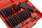 Fast Mover Tools, Air Sander, Composite Handle, 37pc Kit … - Houghton Tools