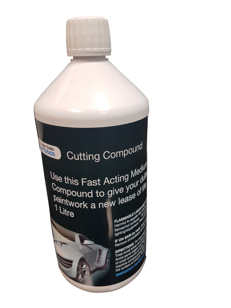 Fast Mover Tools, Cutting Compound, 1 Litre FMT3568 - Houghton Tools