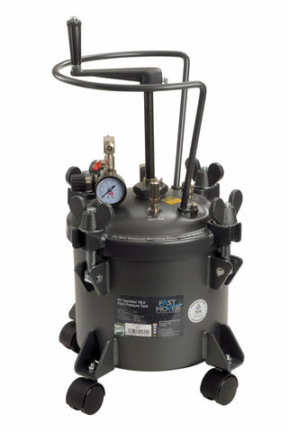 CE Approved Manual Agitator Paint Pressure Tank 10 Ltr - FMT6054