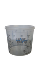Plastic Paint Mixing Cups 750ml Pack of 200 - FMT8500 - Houghton Tools