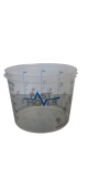Fast Mover Tools, Paint Mixing Cups, Plastic, 385ml, 200pcs - Houghton Tools