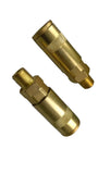 Fast Mover Tools, Quick Coupling, Male Thread, 2 Pack - Houghton Tools