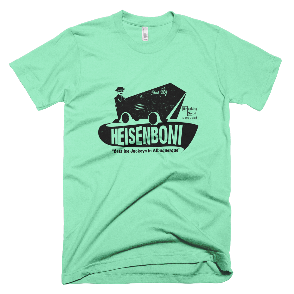 Heisenboni Short Sleeve T-Shirt