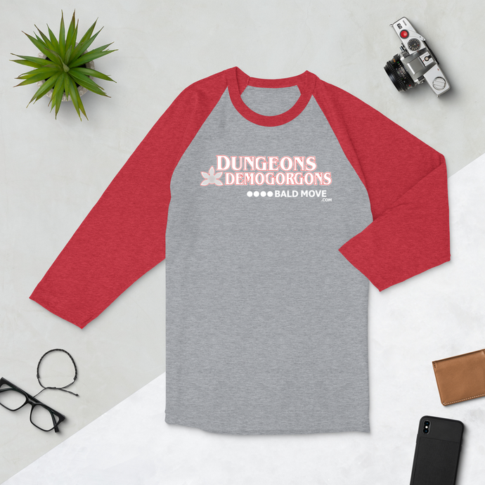 Dungeons and Demogorgons Tee
