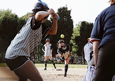 The Fabric of Sport 2 of 3 ⎮Softball with Les Princes