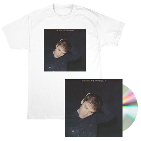 The Days We Had CD & T-Shirt Bundle