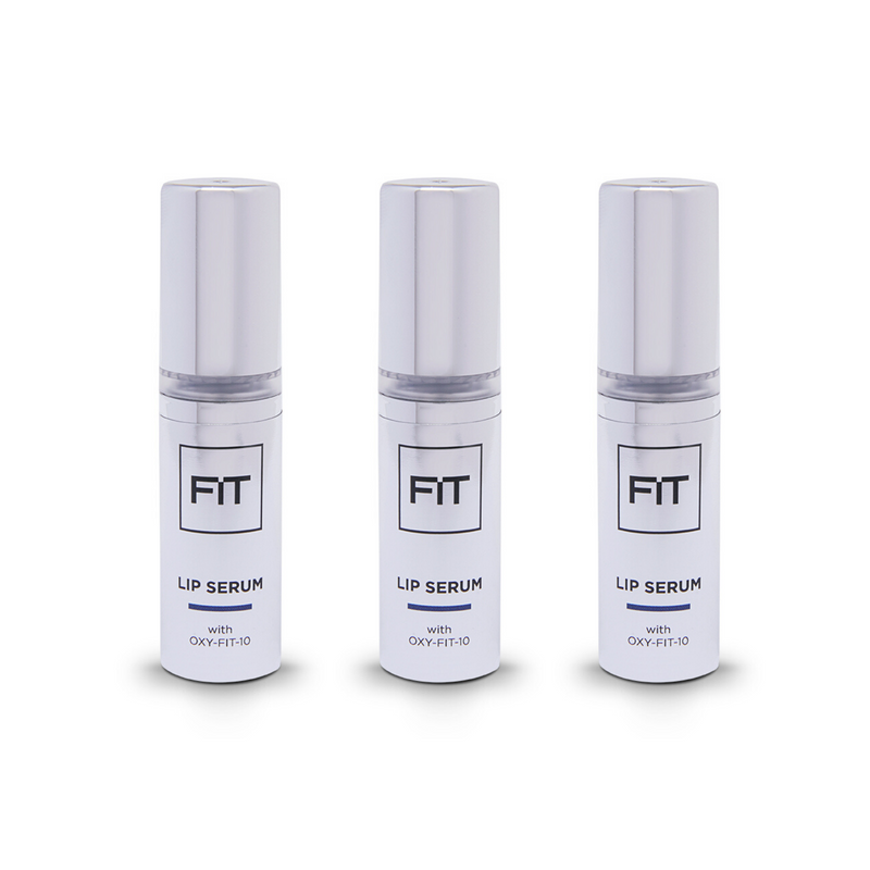 FIT LIP SERUM x3