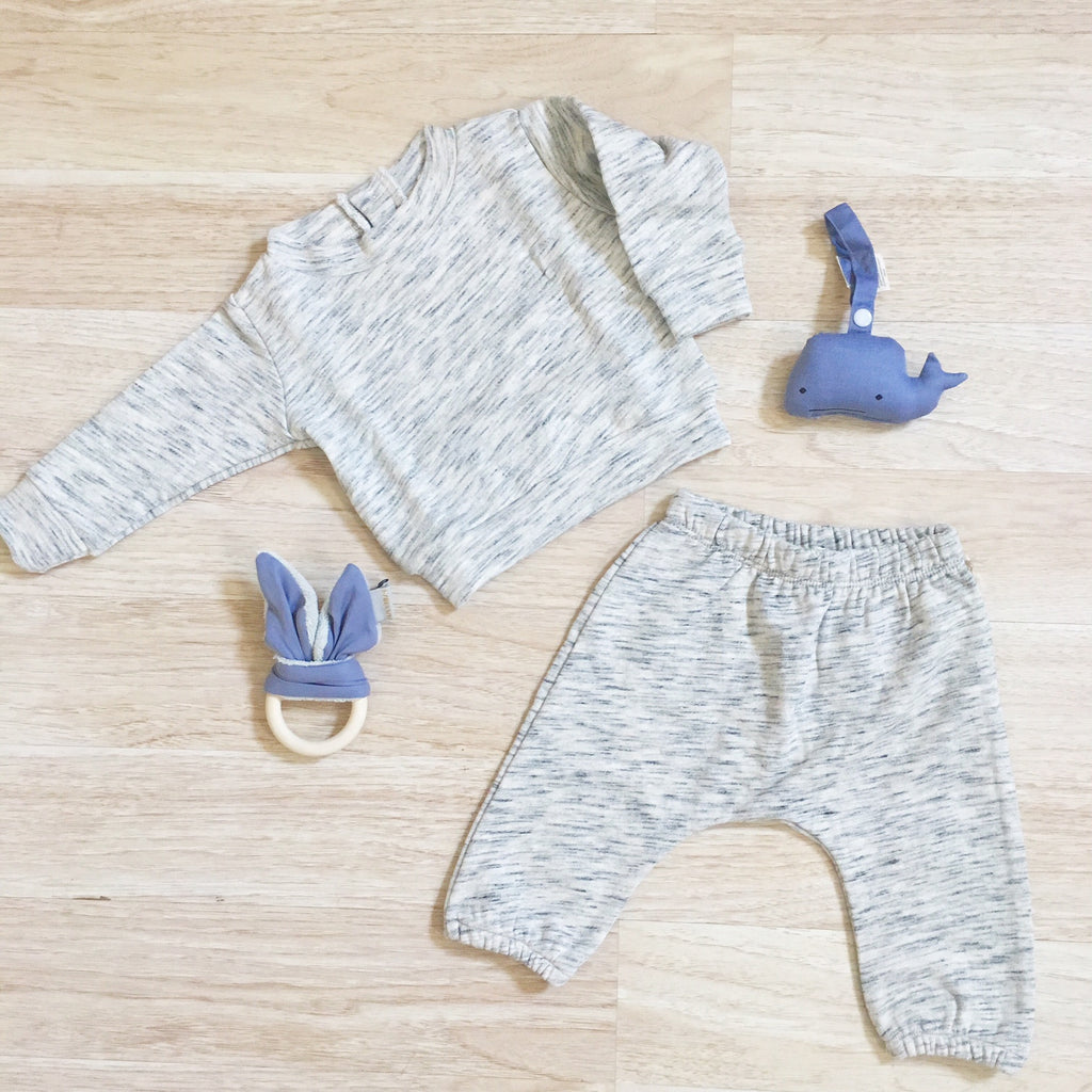 A Cozy & Soft Baby Outfit