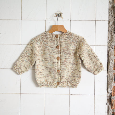 Kalinka Kids Cardigan FW 18 Sugarloaf Brooklyn