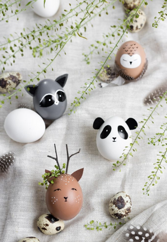Easter Eggs Deco Idea