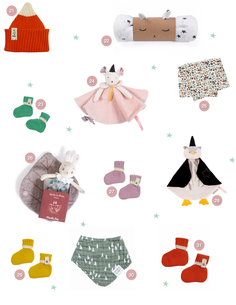 Sugarloaf Holiday Gift Guide 2020 gifts for baby