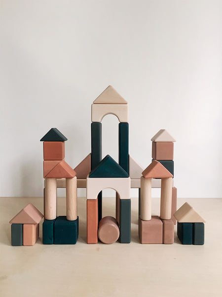 Sabo Concept Castle Building blocks multi-coloured