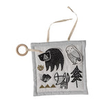 Wee Gallery ORGANIC ACTIVITY PAD-WOODLAND - sugarloaf