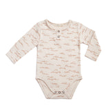 PHIL&PHAE PHIL&PHAE ALL OVER PRINT ONESIE