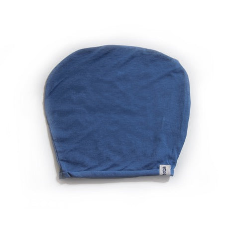 BLUE BABY BEANIE HAT - sugarloaf