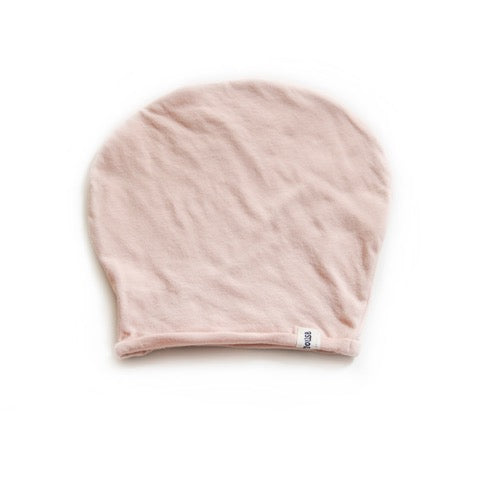 TREEHOUSE BY ANJA SCHWERBROCK ORGANIC BABY HAT IN CHERRY BLOSSOM - sugarloaf