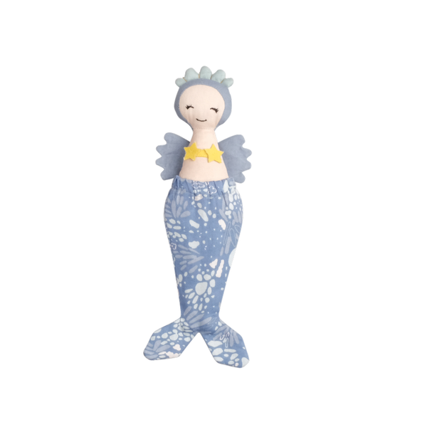 ORGANIC MERMAID DOLL - sugarloaf