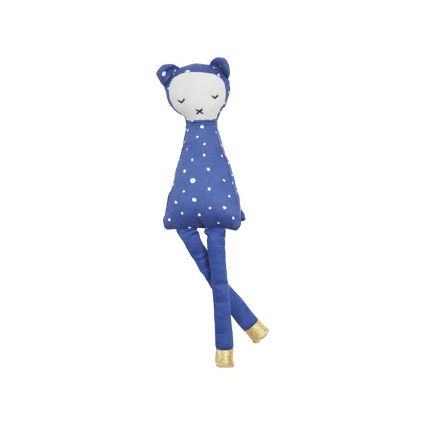 Fabelab Dream Friend Wizard in Nightfall in Dark Blue