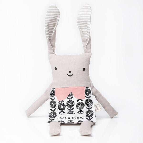 Organic Bunny Flippy Friend - sugarloaf